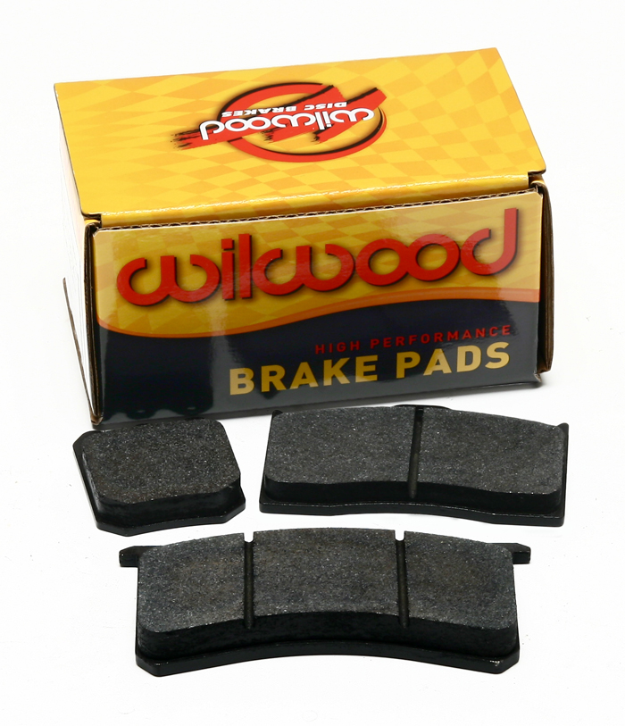 150-8855K - Wilwood Street Replacement Racing Pads: PAD # 7416