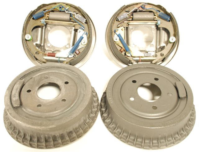 "Part # 6006 - Drum Brake Kit for Small GM Housing Ends (2.75"" Offset)"