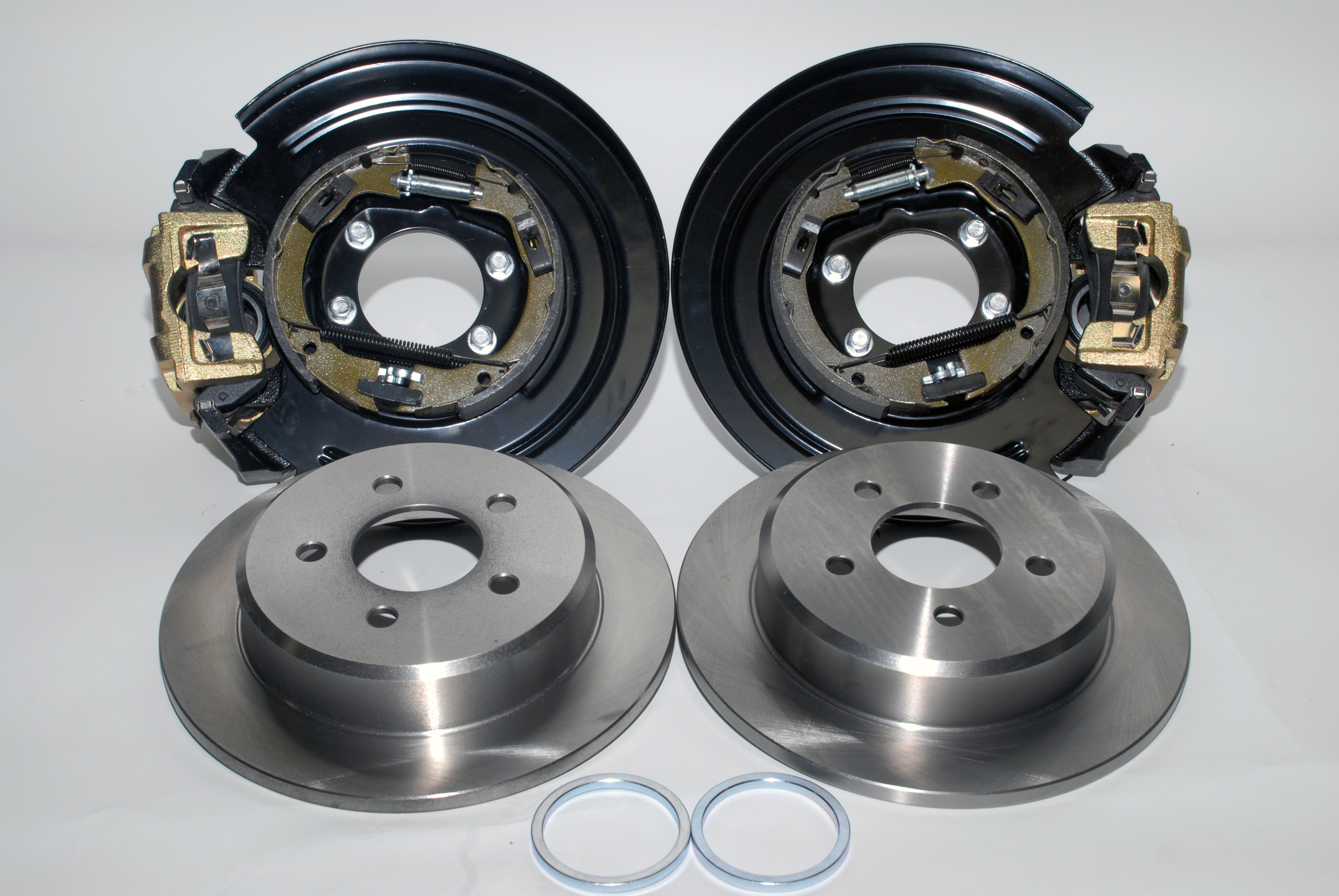 Part # 6300G - Ford Explorer Disc Brake Kit