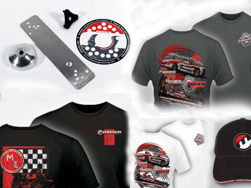 Tools / Apparel / Gift Certificates