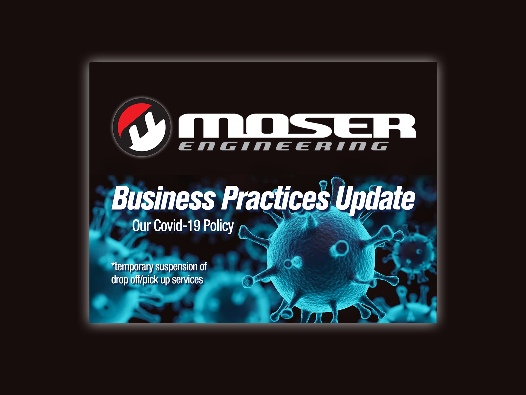 Business Practices Update