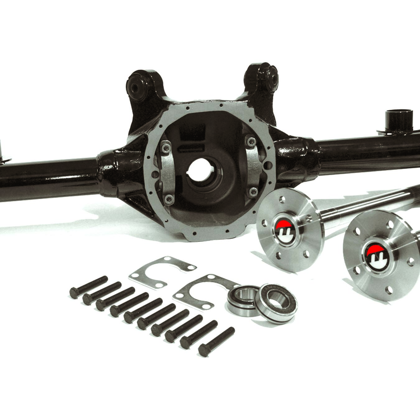 12 Bolt Built to Order Housing & Axle Package