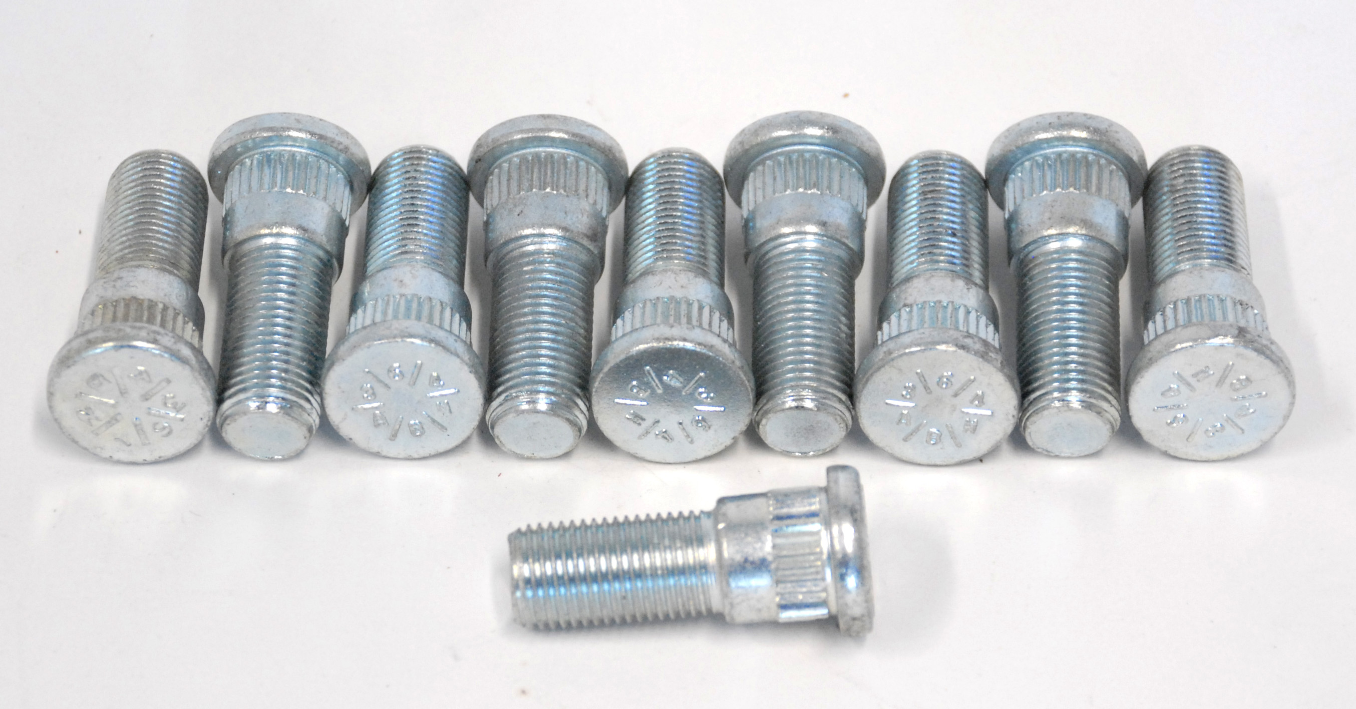 "Part # 8364 - 1/2"" - 20 x 1 7/16"" .610 knurl Jeep TJ"