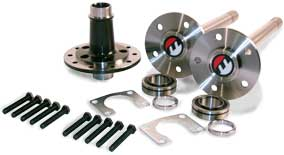 Part # ASP1 - Spool & Axle Package (Bolt-In Axles)