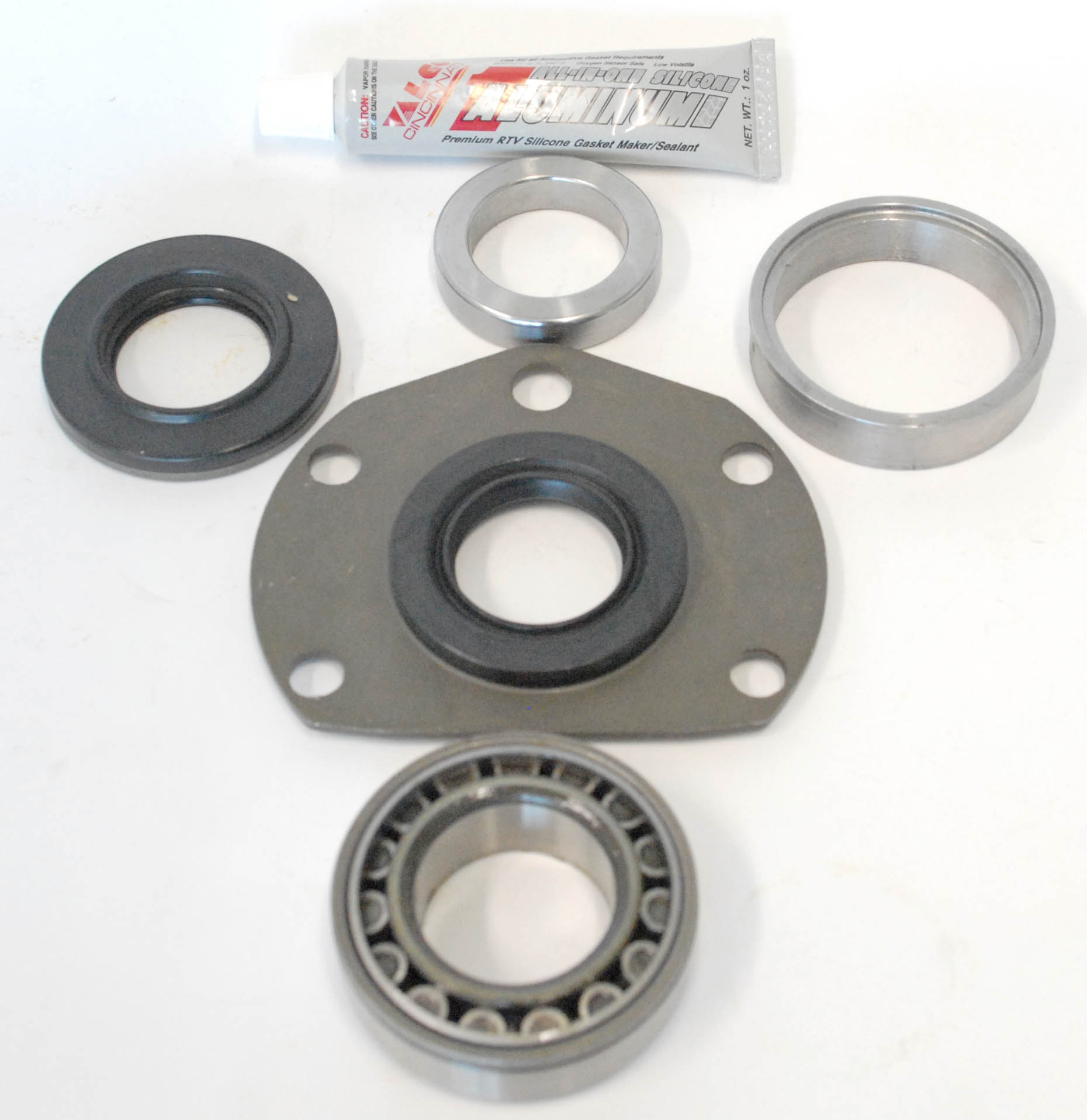 CJTBK-1/2 - Jeep Model 20 Replacement Tapered Bearing Kit (1-Side Only)