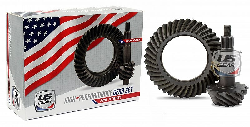 """Part # 88F308 - 8.8"""" Ford 3.08 Pro/Street Ring & Pinion -- US Gear"""
