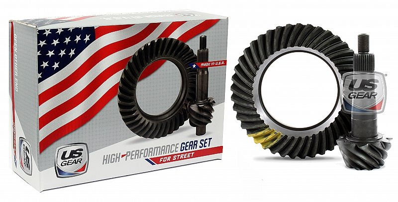 """Part # 88F410 - 8.8"""" Ford 4.10 Pro/Street Ring & Pinion -- US Gear"""