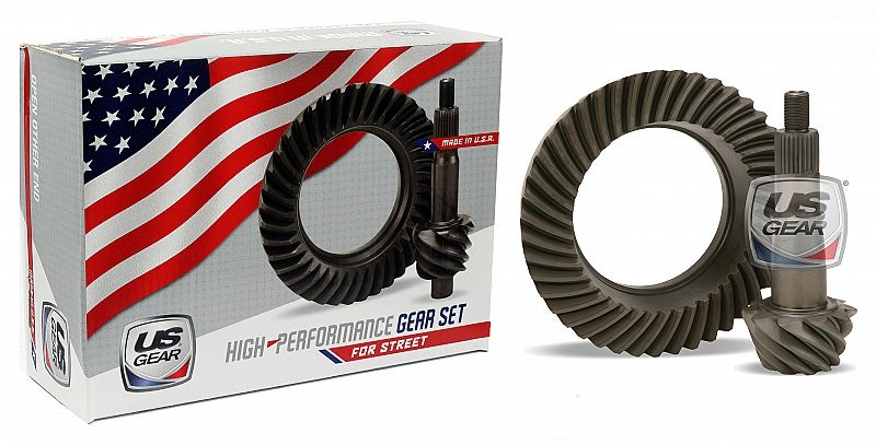 """Part # 88F430 - 8.8"""" Ford 4.30 Pro/Street Ring & Pinion -- US Gear"""