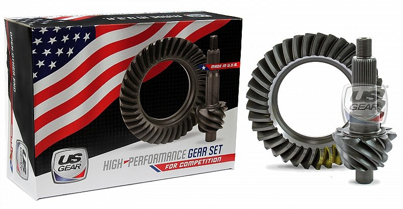 """Part # 09F411P - 9"""" Ford 4.11 Pro Ring & Pinion (Large Pinion) -- US Gear"""