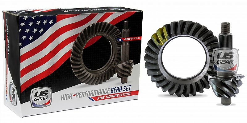 """Part # 09F429P - 9"""" Ford 4.29 Pro Ring & Pinion (Large Pinion) -- US Gear"""