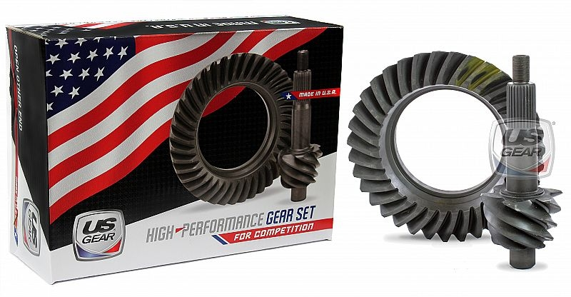 "Part # 09F583P - 9"" Ford 5.83 Pro Ring & Pinion (Large Pinion) -- US Gear"
