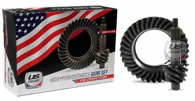 """Part # 09F600P - 9"""" Ford 6.00Pro Ring & Pinion (Large Pinion) -- US Gear"""