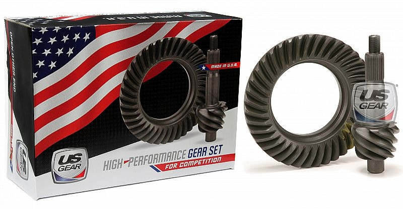 """Part # 09F650P - 9"""" Ford 6.50 Pro Ring & Pinion (Large Pinion) -- US Gear"""
