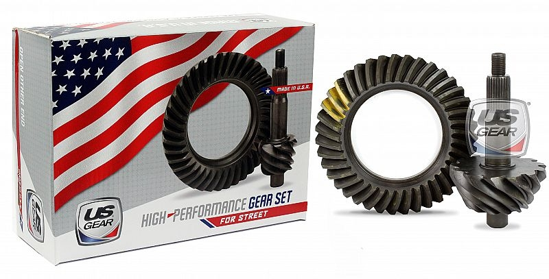 """Part # 09F300 - 9"""" Ford 3.00 Pro/Street Ring & Pinion -- US Gear"""