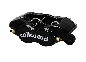 Part # 120-13839-BK - Wilwood FDLi Caliper - Black Powder Coat