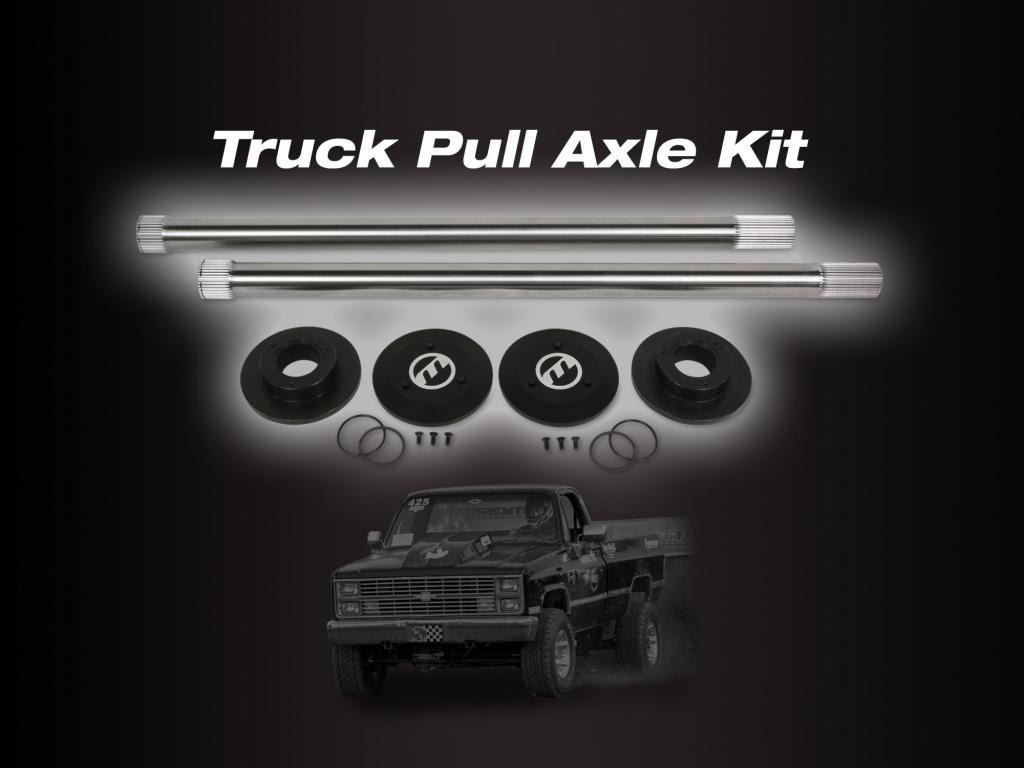 TRUCK & TRANSFER PULL AXLE PACKAGES