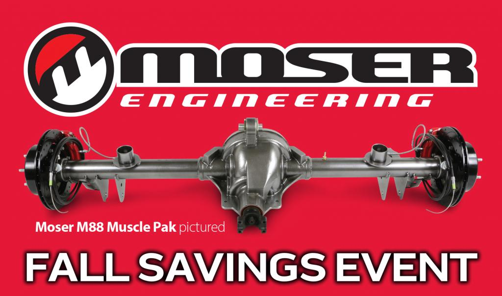 Savings On Complete Rear ends!