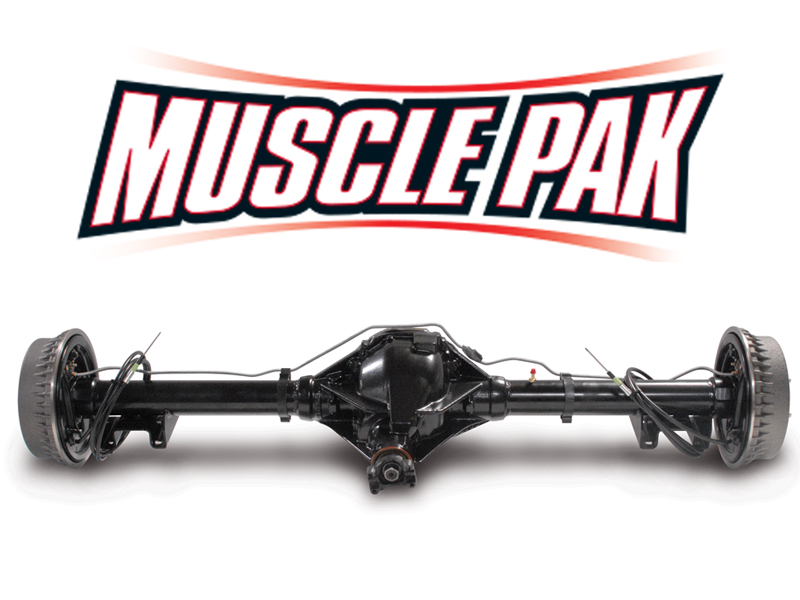 12 BOLT MUSCLEPAK