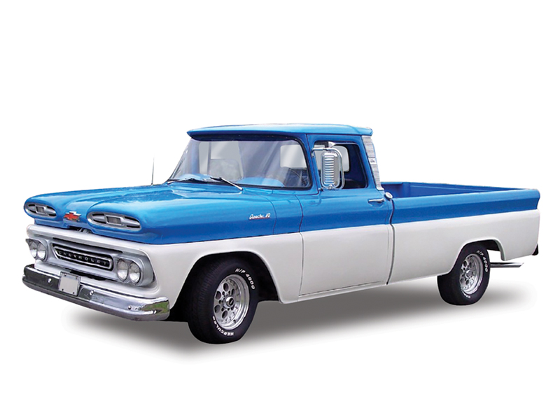 1960-2006 Chevy/GMC Trucks