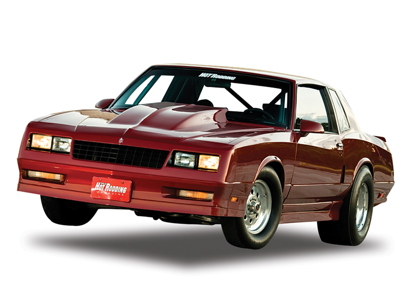 1978-88 G-Body (Grand National, Cutlass, Grand Prix, Monte Carlo & Malibu)