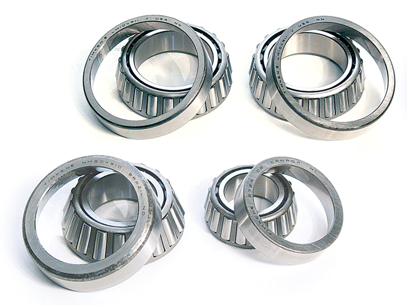 Carrier & Pinion Bearings