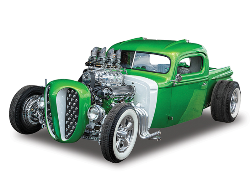 Hot Rod, Street Rods & Customs