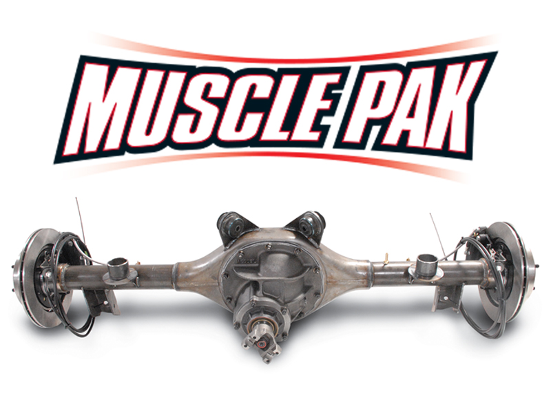 Complete MUSCLE PAK Rears      (ready to install)