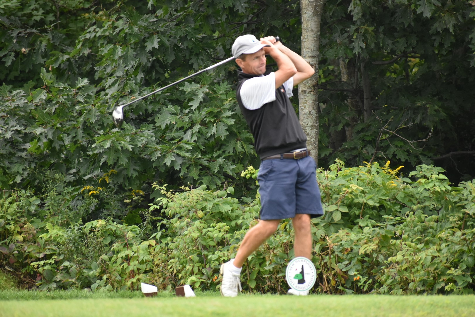 The Pete's Take the Lead, Desjardins-Beaulieu Fire -6 in Opening Round of Senior Four Ball