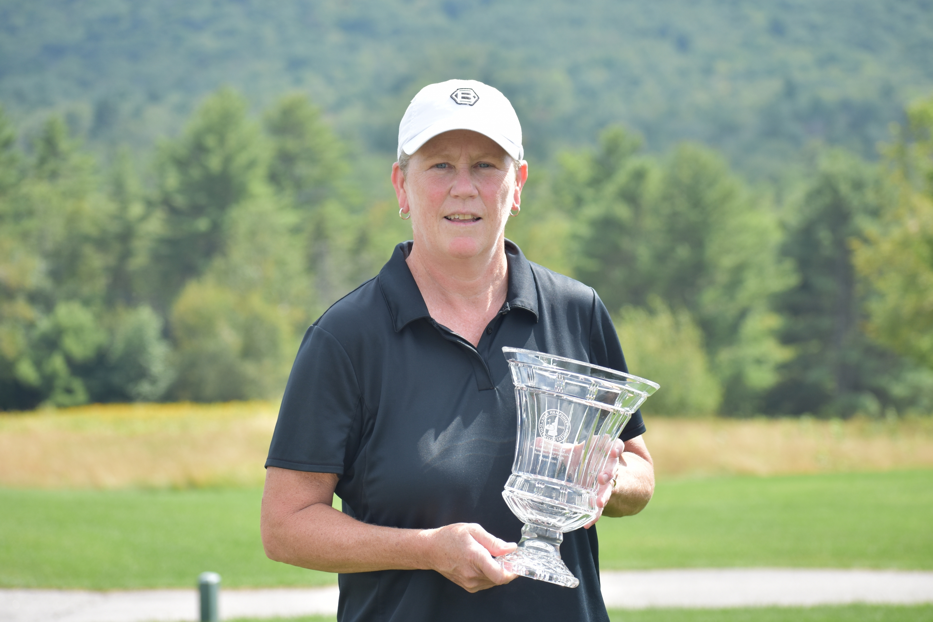 Richardson Rises To Top, Captures NH Women's Mid-Amateur Title