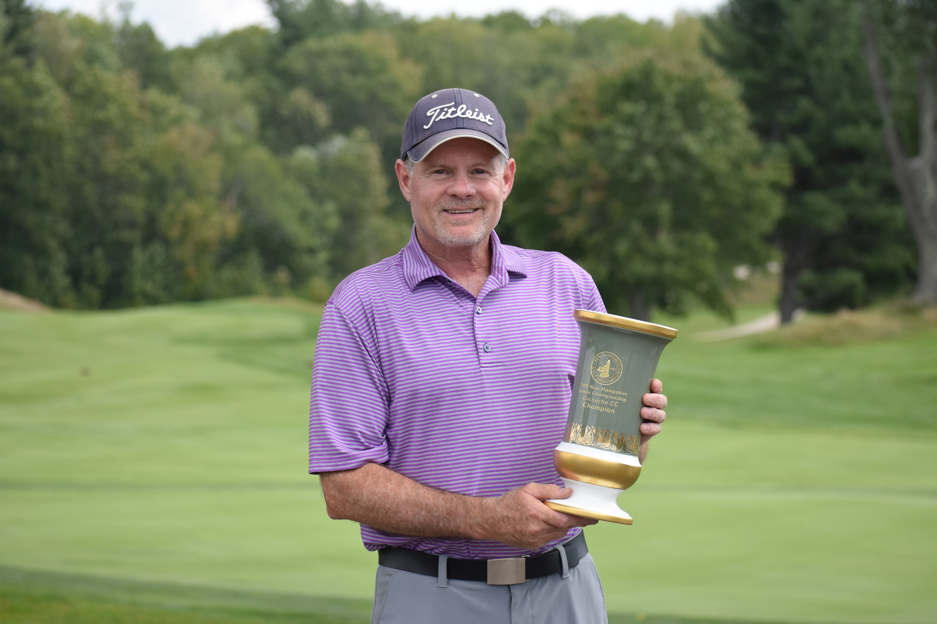 Fournier Finishes the Job to Capture His First NHGA Title