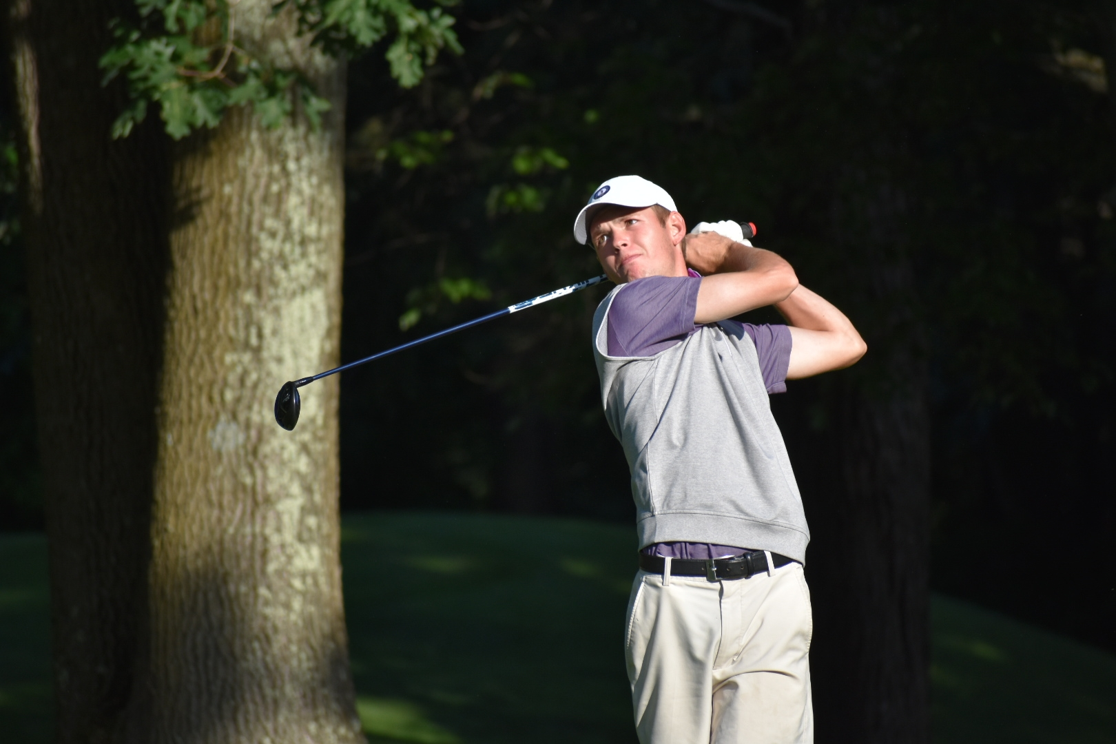 Paradis Leads Packed Leaderboard at Green Meadow in Stroke Play Championship