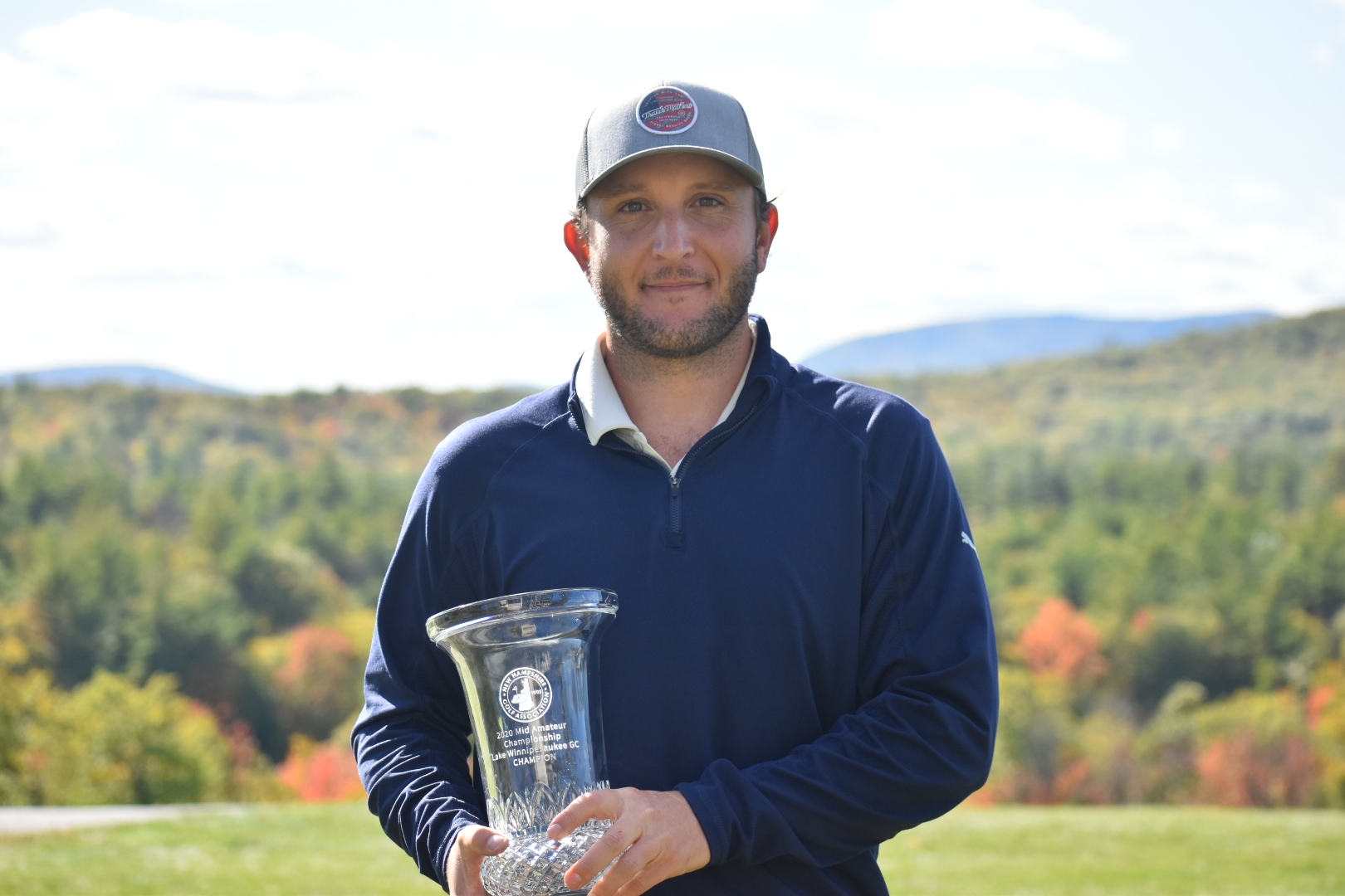 Ryan Kohler Closes Out 2020 Championship Season With His Second NH Mid-Amateur Title