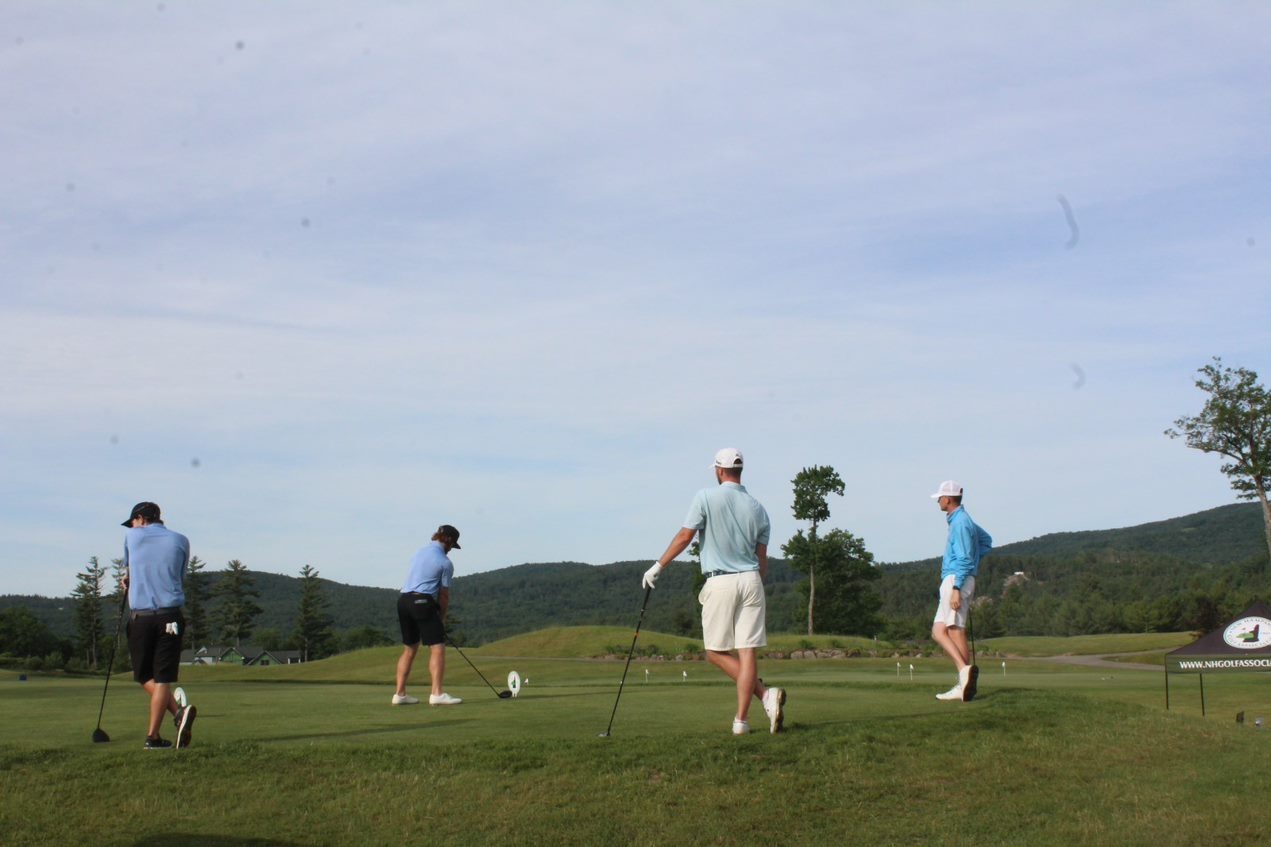 Gillis & Brown Four Ball Champs Once Again