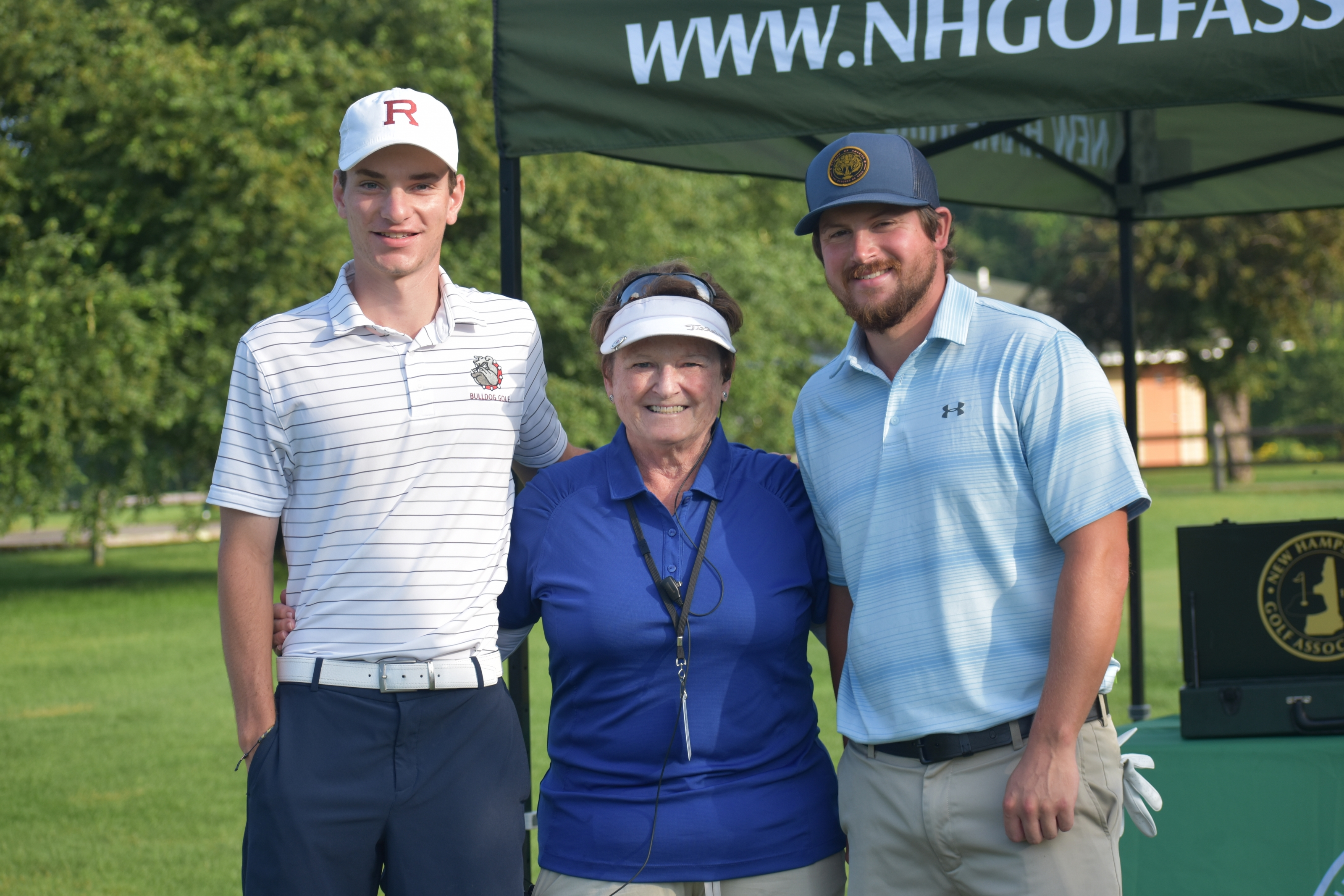 Wildman Honored with USGA Ike Grainger Award for 25 Years of Service to the Game