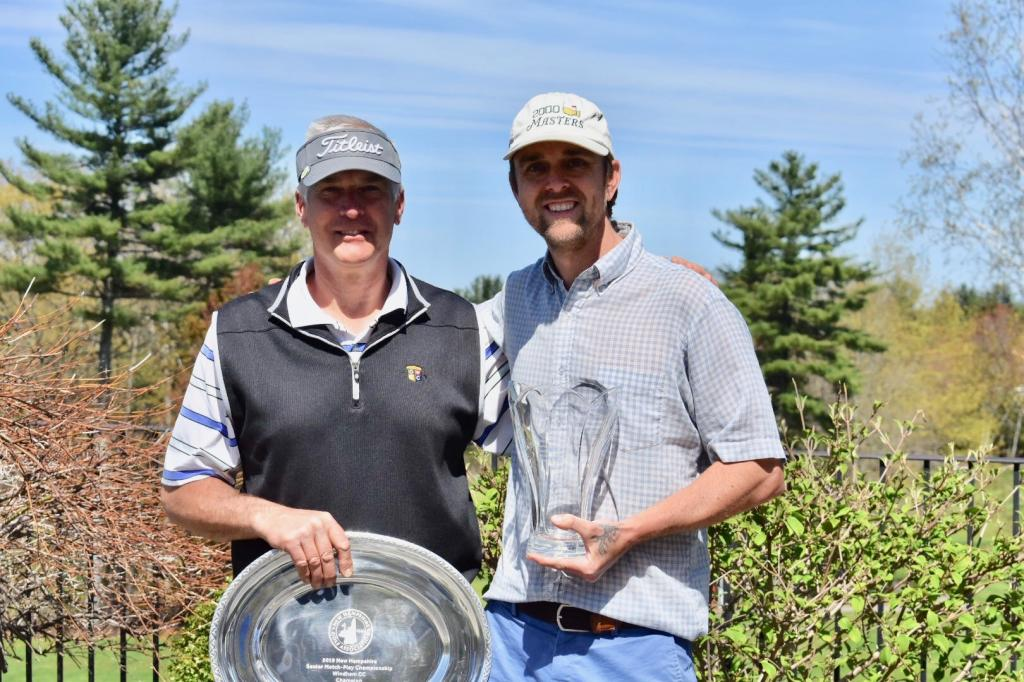 Steckowych & Groft Prevail As Top Match Play Golfers in Senior & Mid-Amateur Match Play Championship