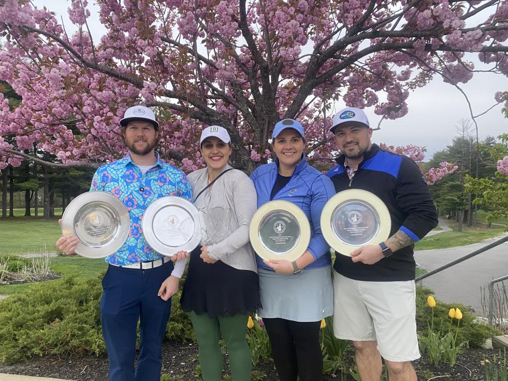 Club and Mixed Club Team Championships End In Success for Abenaqui and Eastman Teams