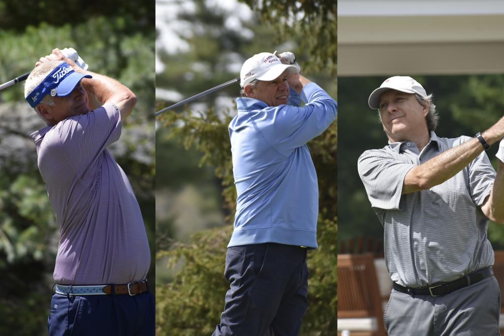 Familar Faces Lead The Way At The 50th New Hampshire Senior Championship