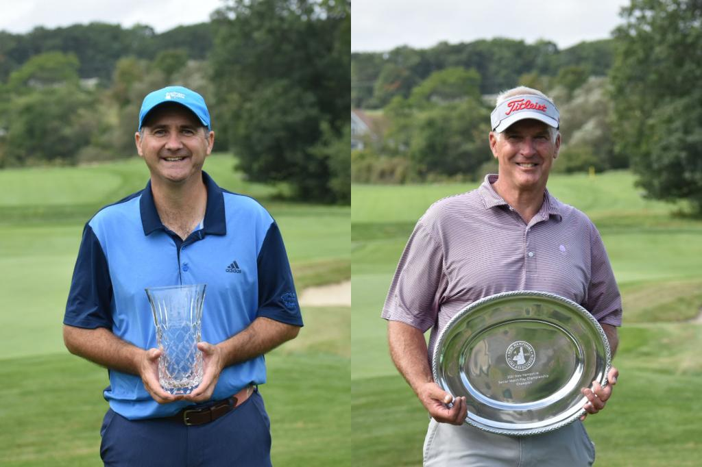 Senior and Mid-Amateur Match Play Champions Crowned