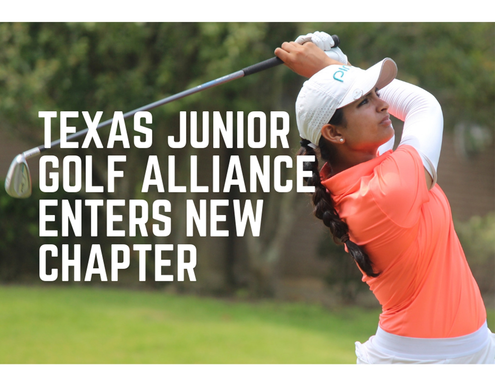 Texas Junior Golf Alliance Enters New Chapter