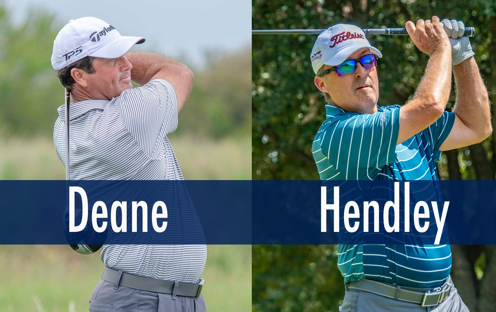 Deane, Hendley Earn Prestigious Northern Texas PGA Awards