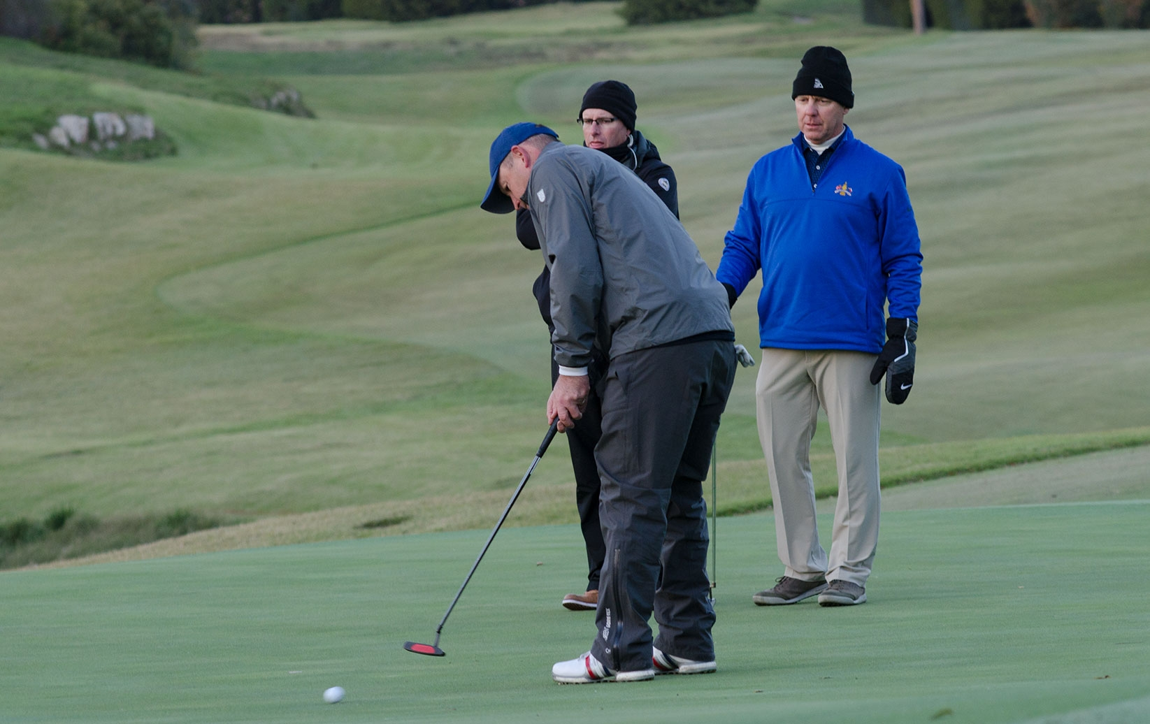 Southern Texas PGA Team Leads After Day One of the Texas Joe Black Cup Matches