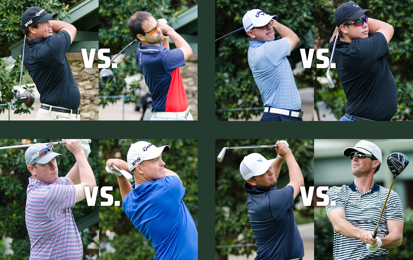Two Rounds Complete at the Yamaha Golf-Car Company & Srixon / Cleveland Golf / XXIO Match Play Championship