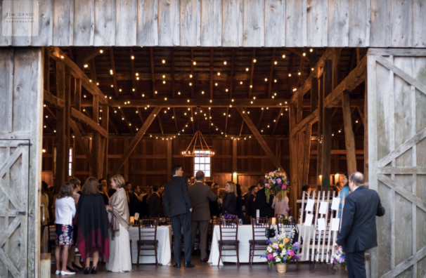 How To Decorate A Romantic Wedding Venue