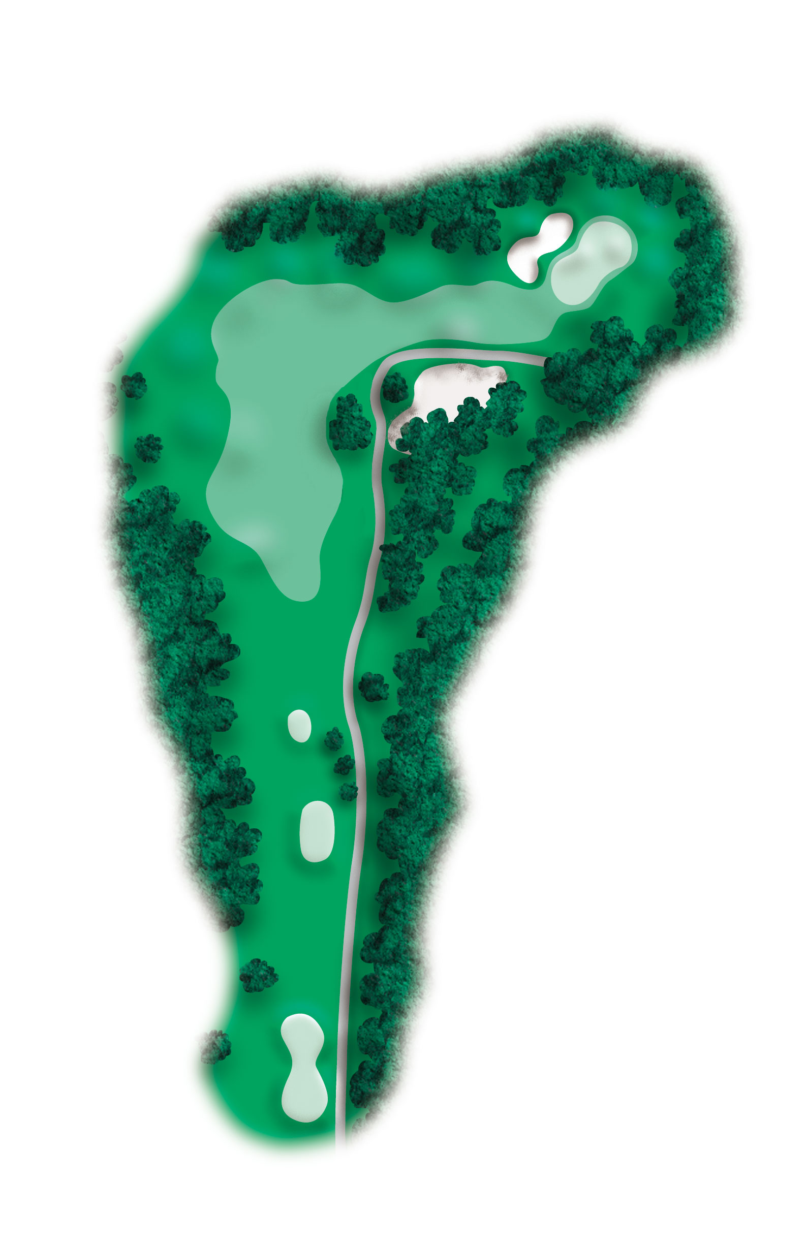 hole 1 diagram
