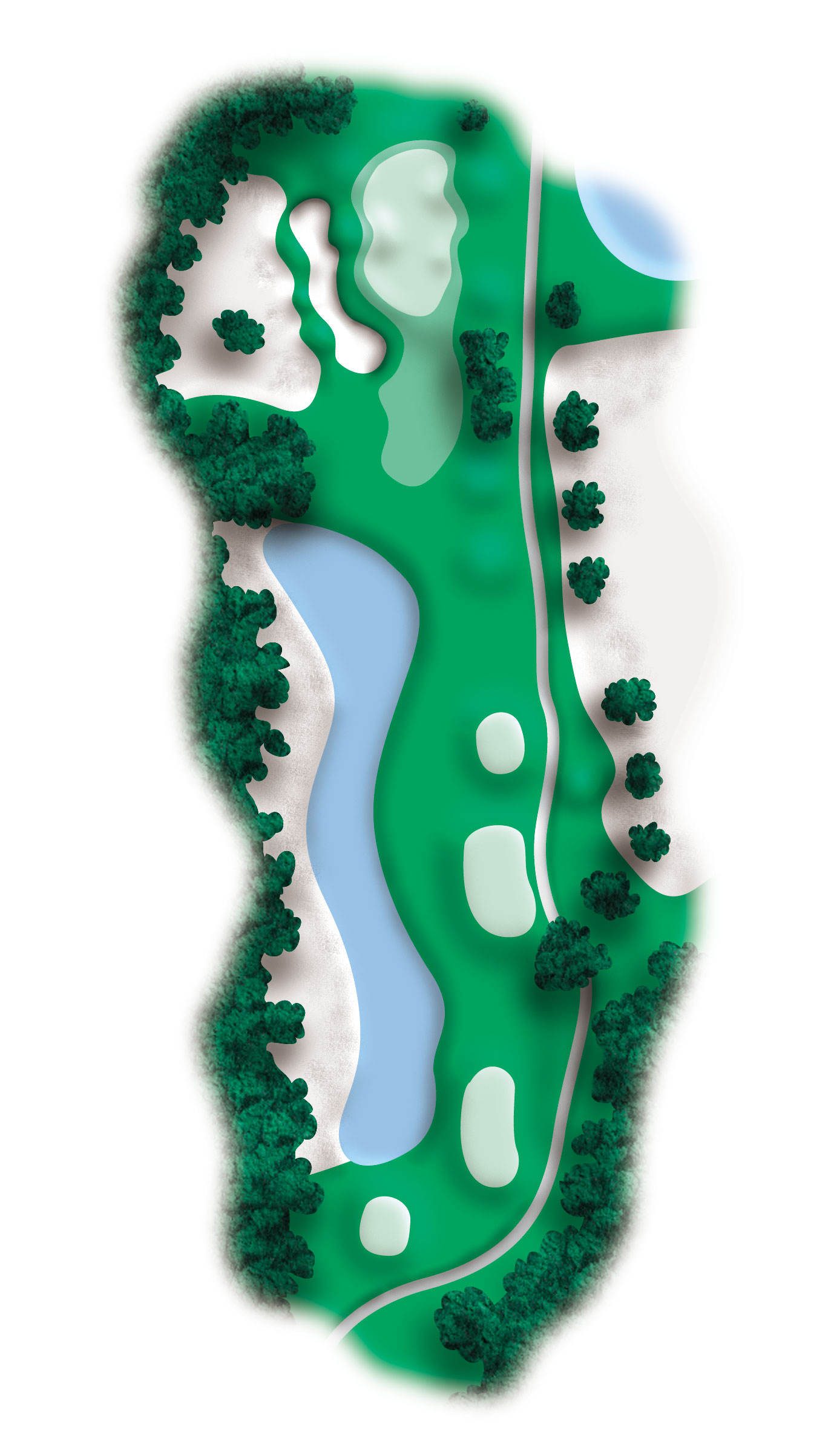 hole 3 diagram