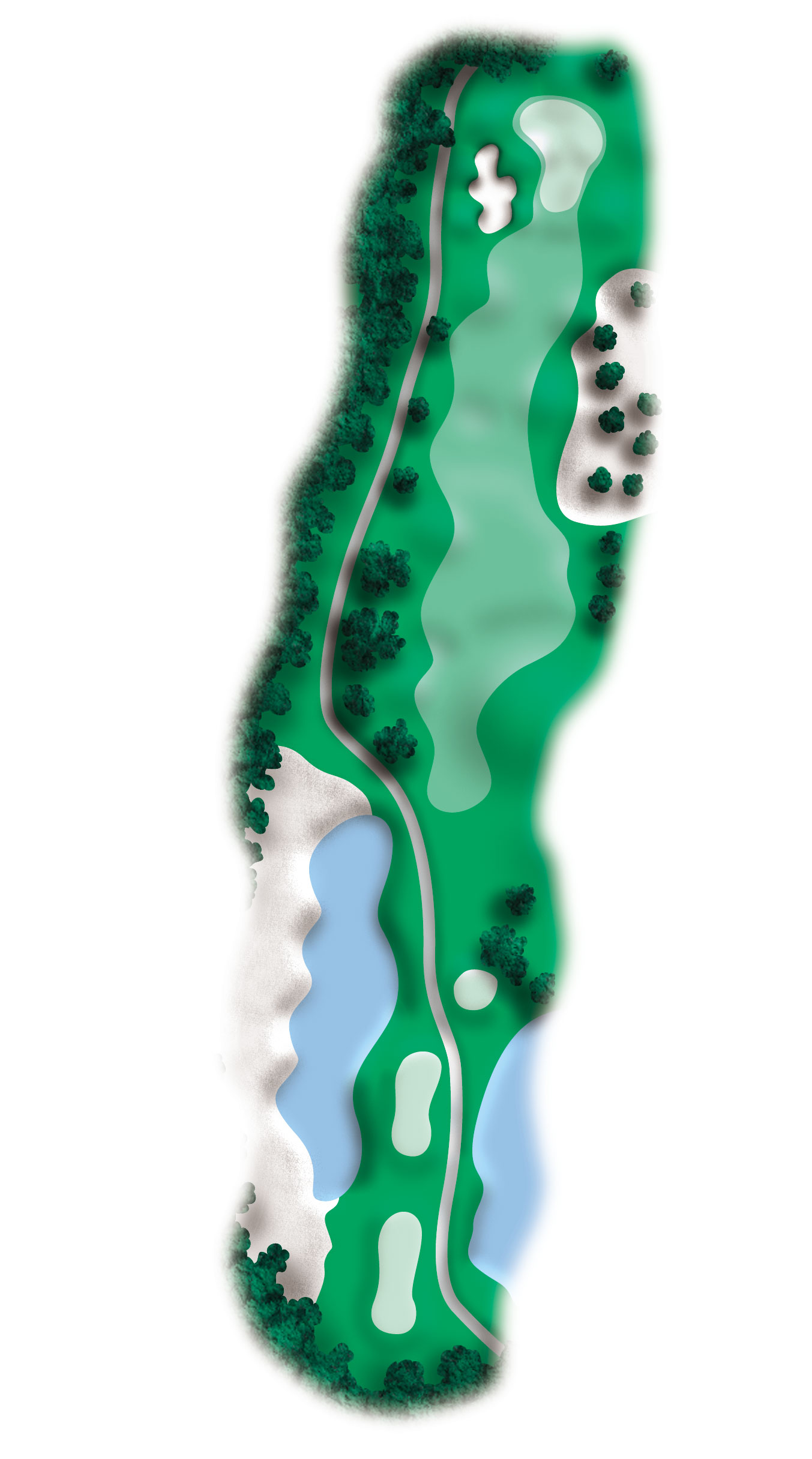 hole 7 diagram