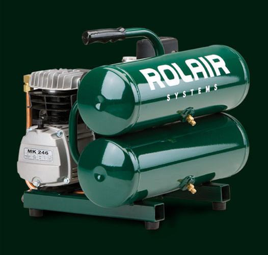 Hand-Carry 2 HP Electric Air Compressor
