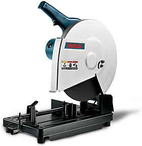 "Bosch 3814 Electric 15 Amp 14"" Abrasive Cut-Off Chop Saw Rental"
