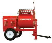 Multiquip WM70SH8 7 Cu Ft Portable Mortar Concrete Mixer Rental