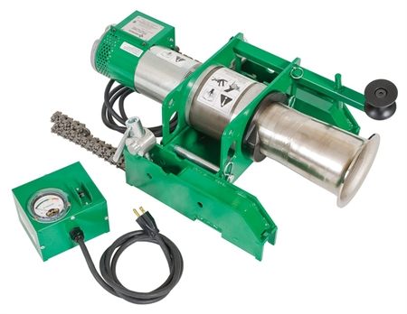 Greenlee Ultra Tugger Cable Installation Puller Rental